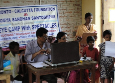 Toronto-Calcutta Foundation Projects